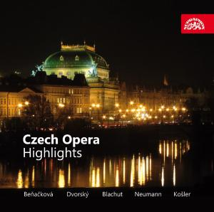 Tschechische Opern-Highlights als CD