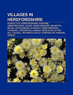 Villages in Herefordshire als Taschenbuch