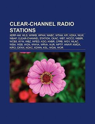 Clear-channel radio stations als Taschenbuch