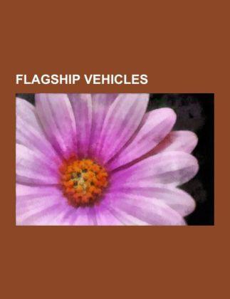 Flagship vehicles als Taschenbuch
