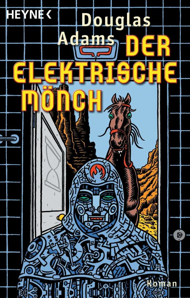 Der Elektrische Mönch als Taschenbuch