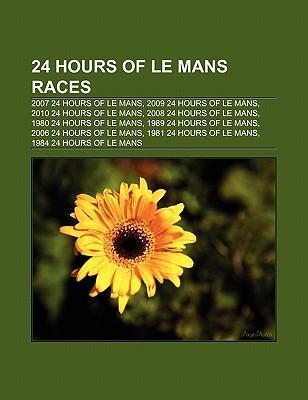 24 Hours of Le Mans races als Taschenbuch