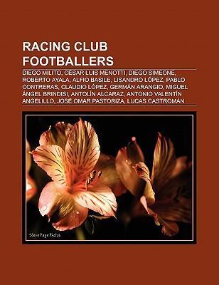 Racing Club footballers als Taschenbuch