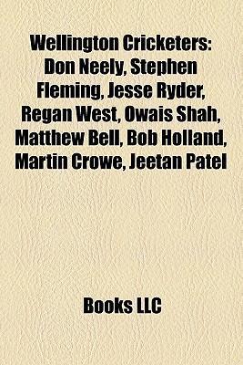 Wellington cricketers als Taschenbuch