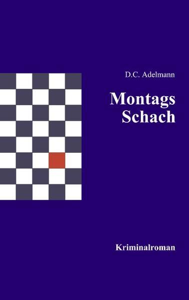 Montags-Schach als Buch (kartoniert)