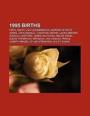 1995 births als Taschenbuch