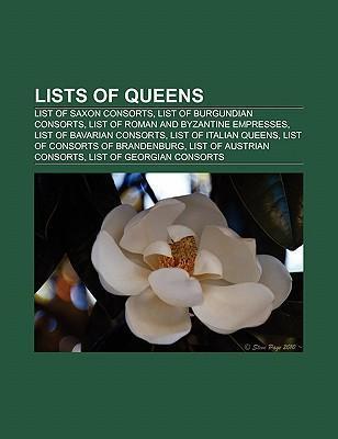 Lists of queens als Taschenbuch