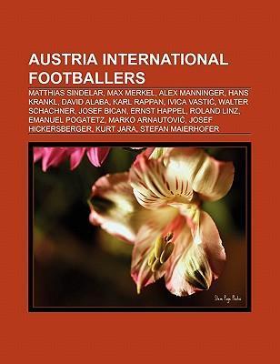 Austria international footballers als Taschenbuch