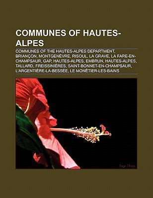 Communes of Hautes-Alpes als Taschenbuch