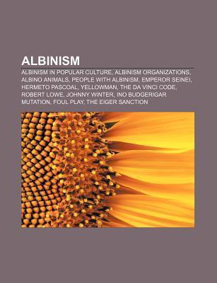 Albinism als Taschenbuch