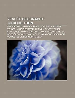 Vendée geography Introduction als Taschenbuch