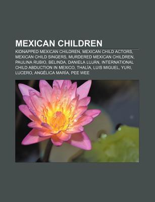 Mexican children als Taschenbuch