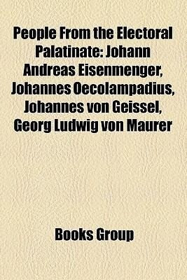 People from the Electoral Palatinate als Taschenbuch