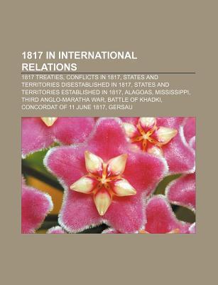 1817 in international relations als Taschenbuch