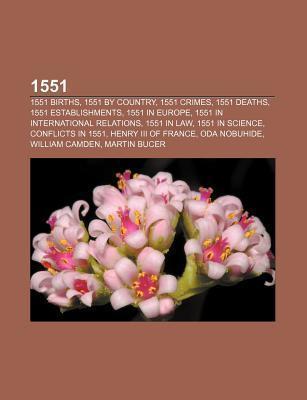 1551 als Taschenbuch