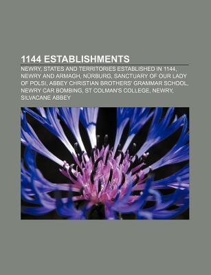 1144 establishments als Taschenbuch