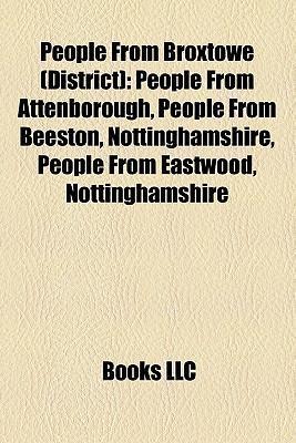People from Broxtowe (district) als Taschenbuch