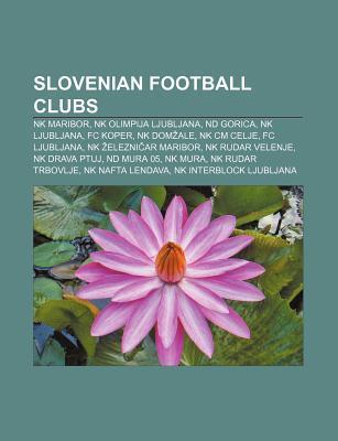 Slovenian football clubs als Taschenbuch