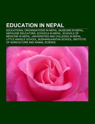 Education in Nepal als Taschenbuch