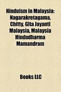 Hinduism in Malaysia als Taschenbuch