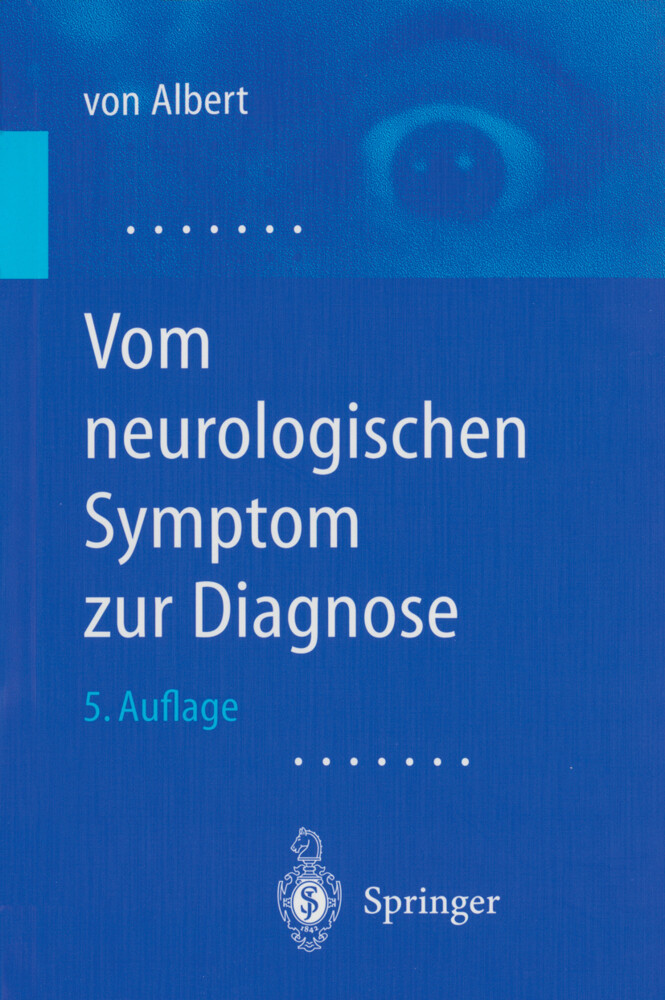 Vom neurologischen Symptom zur Diagnose als Buch (kartoniert)