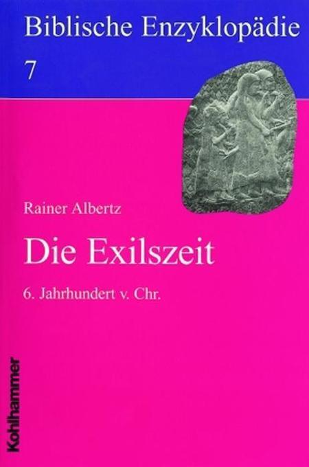 Die Exilszeit als Buch (kartoniert)