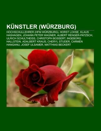 Künstler (Würzburg) als Taschenbuch
