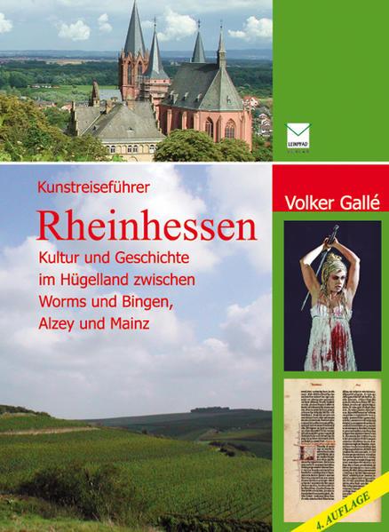 Kunstreiseführer Rheinhessen als Buch (kartoniert)