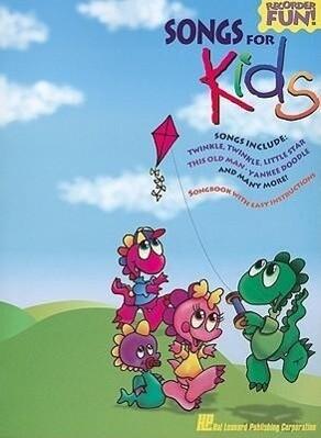 Songs for Kids als Taschenbuch