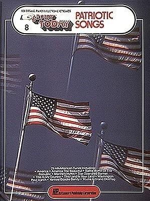 8. Patriotic Songs als Taschenbuch