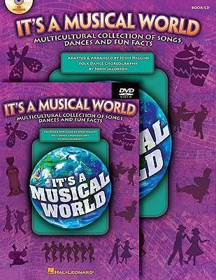 It's a Musical World: Multicultural Collection of Songs, Dances and Fun Facts [With DVD] als Taschenbuch