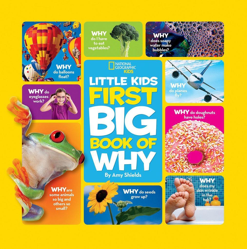 Little Kids First Big Book of Why als Buch (gebunden)