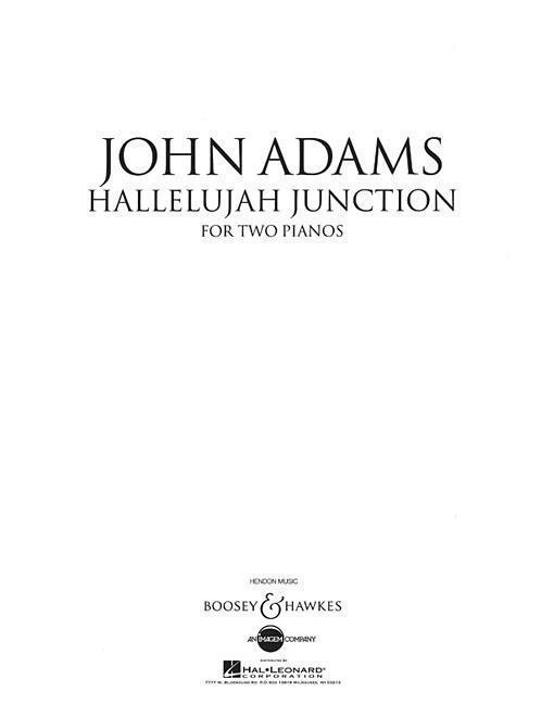Hallelujah Junction als Taschenbuch