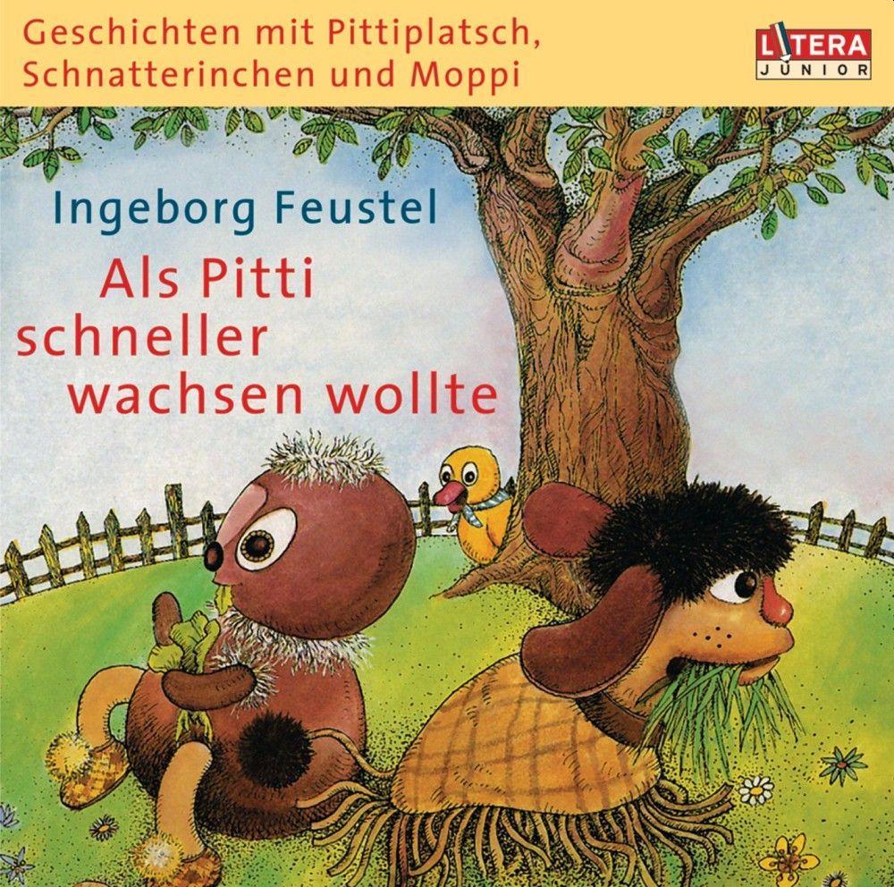 Als Pitti schneller wachsen wollte. CD als Hörbuch CD