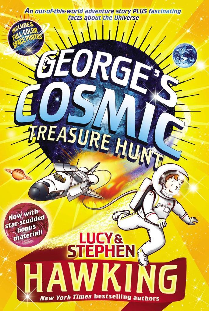George's Cosmic Treasure Hunt als Taschenbuch