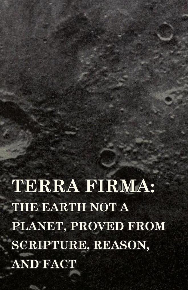 Terra Firma als Buch (kartoniert)