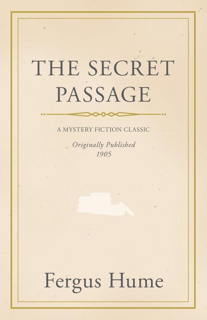 The Secret Passage als Taschenbuch