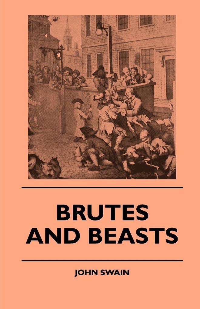 Brutes And Beasts als Taschenbuch