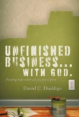 Unfinished Business... with God als Buch (gebunden)