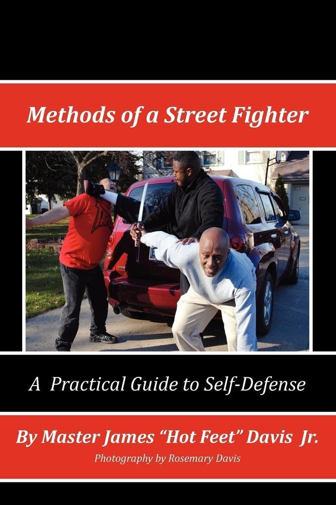 Methods of a Street Fighter als Taschenbuch