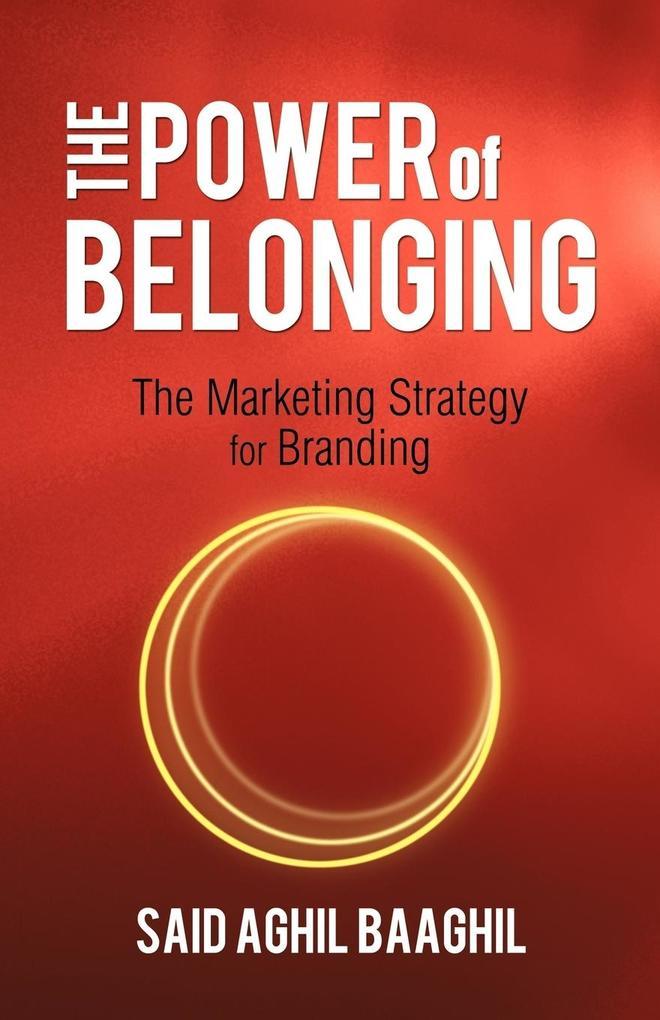 The Power of Belonging als Taschenbuch