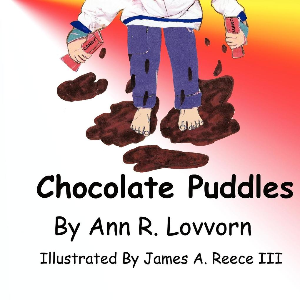 Chocolate Puddles als Taschenbuch