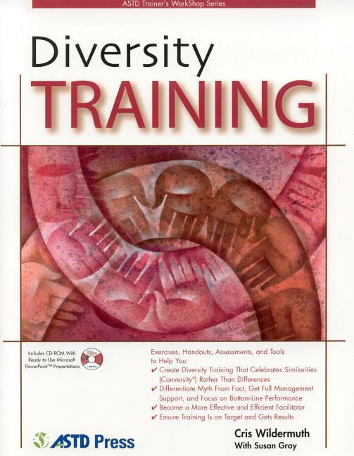 Diversity Training [With CDROM] als Taschenbuch