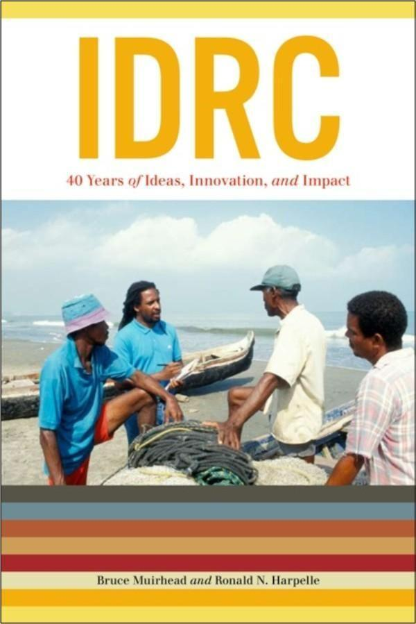 IDRC als Taschenbuch