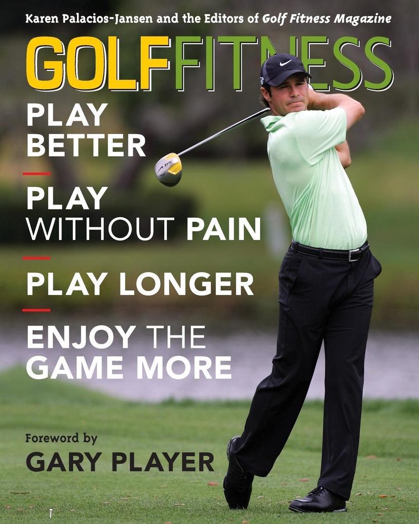 Golf Fitness als Taschenbuch