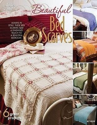 Beautiful Bed Scarves als Taschenbuch