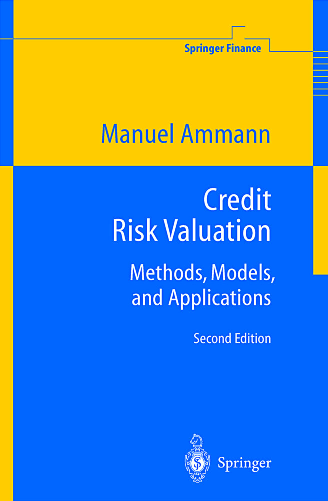 Credit Risk Valuation als Buch