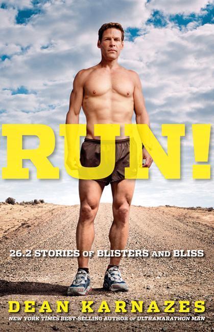 Run! 26.2 Stories of Blisters and Bliss als Buch (gebunden)