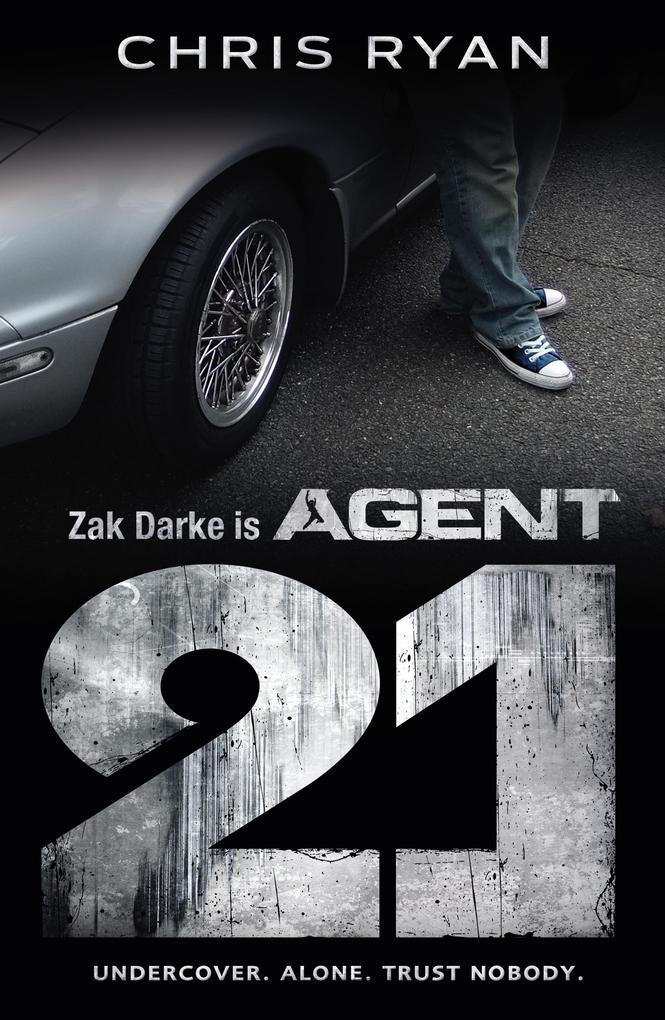 Agent 21 als Taschenbuch