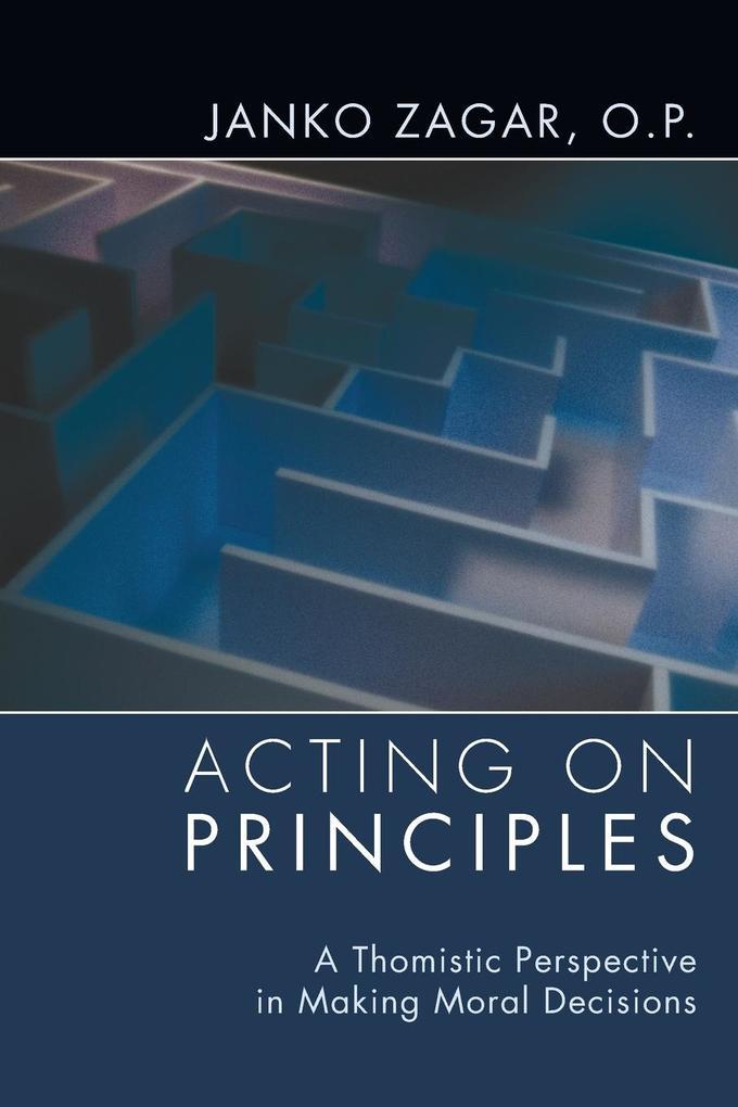 Acting on Principles als Taschenbuch